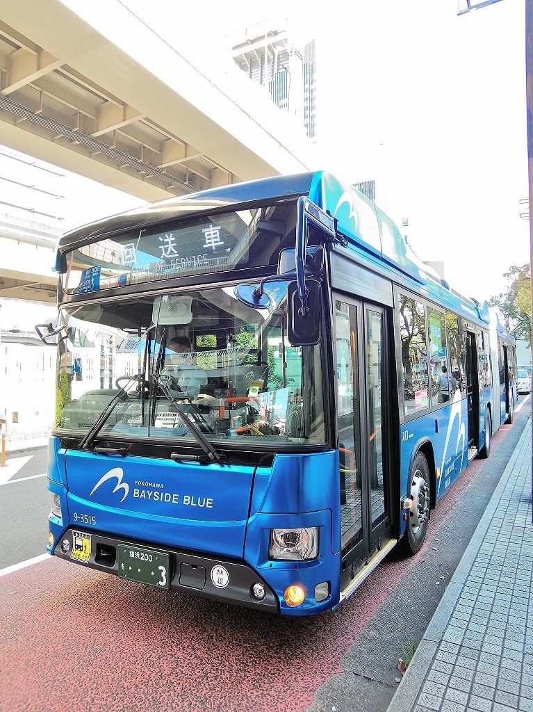 ある風景:BAYSIDE BLUE@Yokohama_d0393923_21525996.jpg