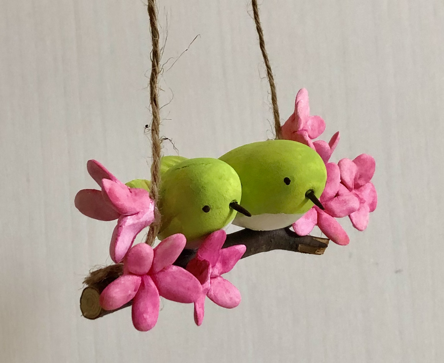 ねんど教室 「小鳥」_f0395434_19551563.jpeg