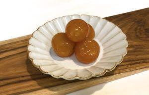 金柑の甘酢煮_f0157847_17304407.jpg