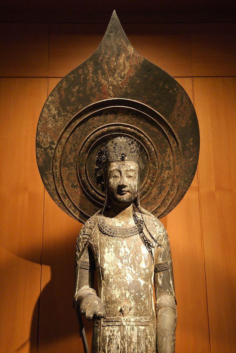 奈良の旅 15 法隆寺 大宝蔵院の宝物_a0092659_17511176.jpg