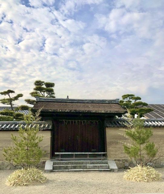 奈良の旅 16  法隆寺夢殿_a0092659_18095837.jpeg