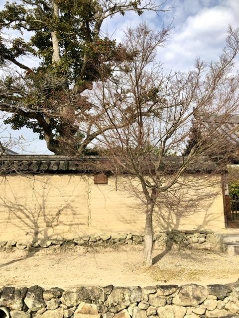 奈良の旅 16  法隆寺夢殿_a0092659_18114051.jpeg