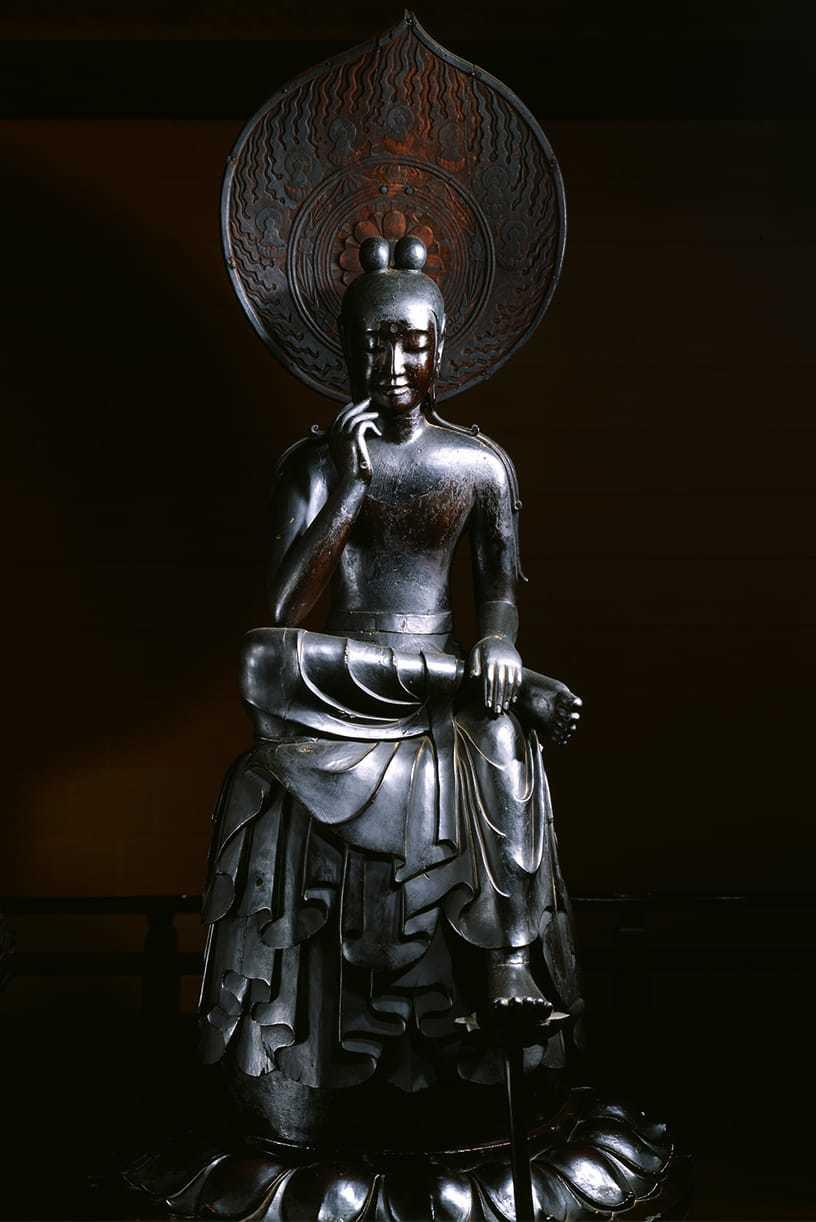 奈良の旅 16  法隆寺夢殿_a0092659_18193495.jpg