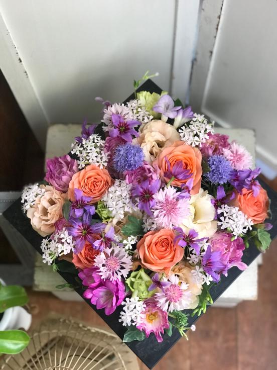 Petit Pas fleur  花の絨毯_a0157813_19044466.jpg