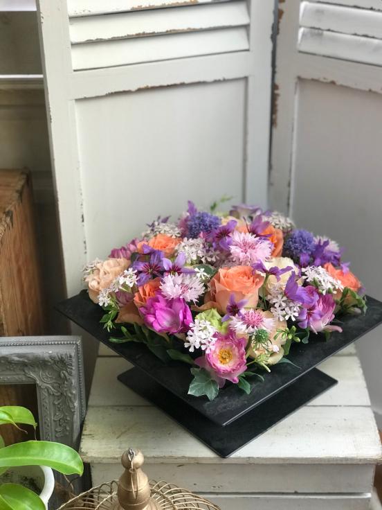 Petit Pas fleur  花の絨毯_a0157813_19045409.jpg
