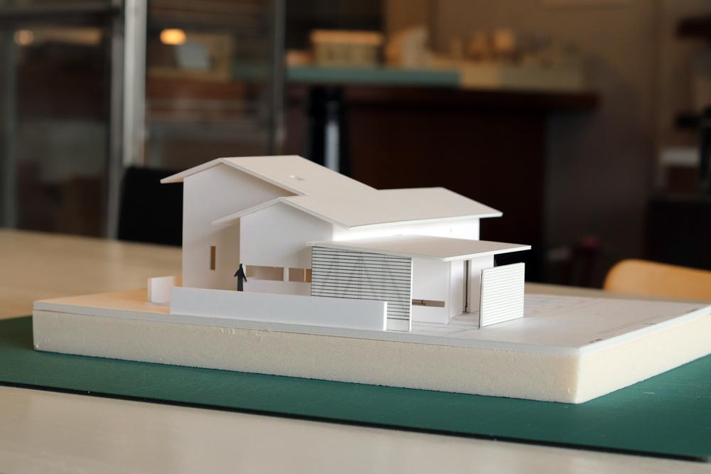 模型/連島の住宅/倉敷_c0225122_13322074.jpg
