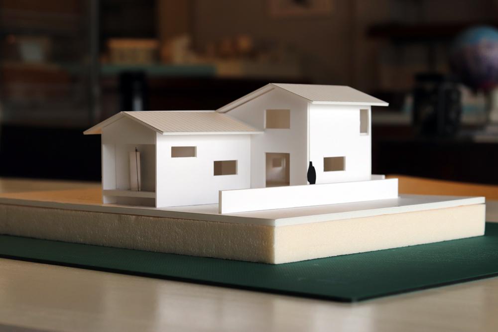 模型/連島の住宅/倉敷_c0225122_13455196.jpg