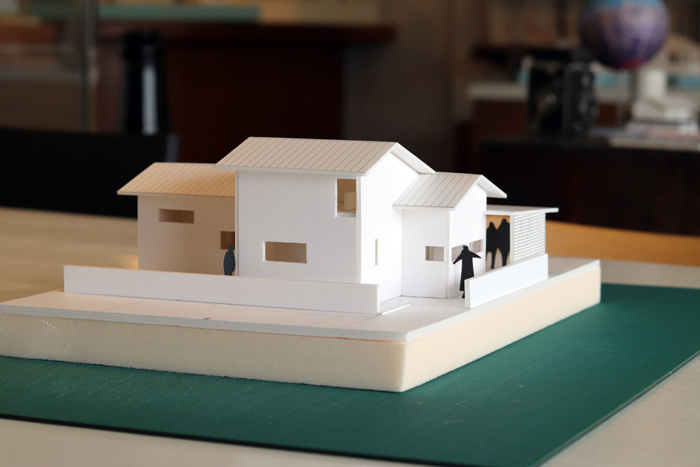 模型/連島の住宅/倉敷_c0225122_13460439.jpg