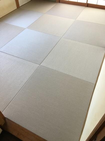 【練馬区】44%off琉球畳が超安い〜施工例&日記_b0142750_17212686.jpeg