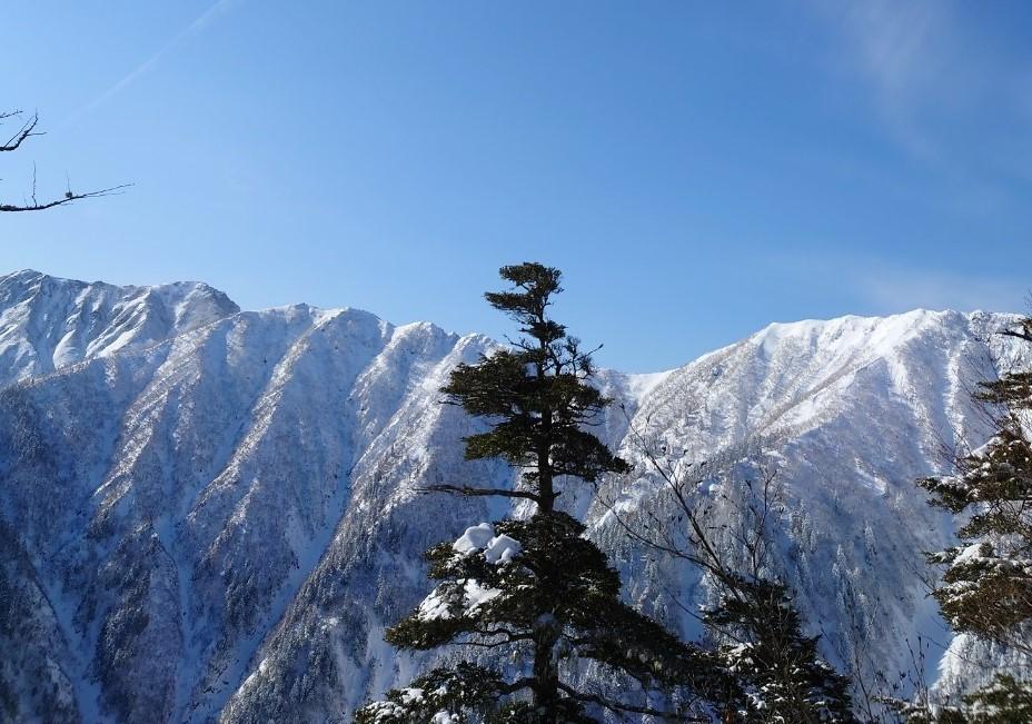 北アルプス燕岳を登る_b0133032_23100595.jpg