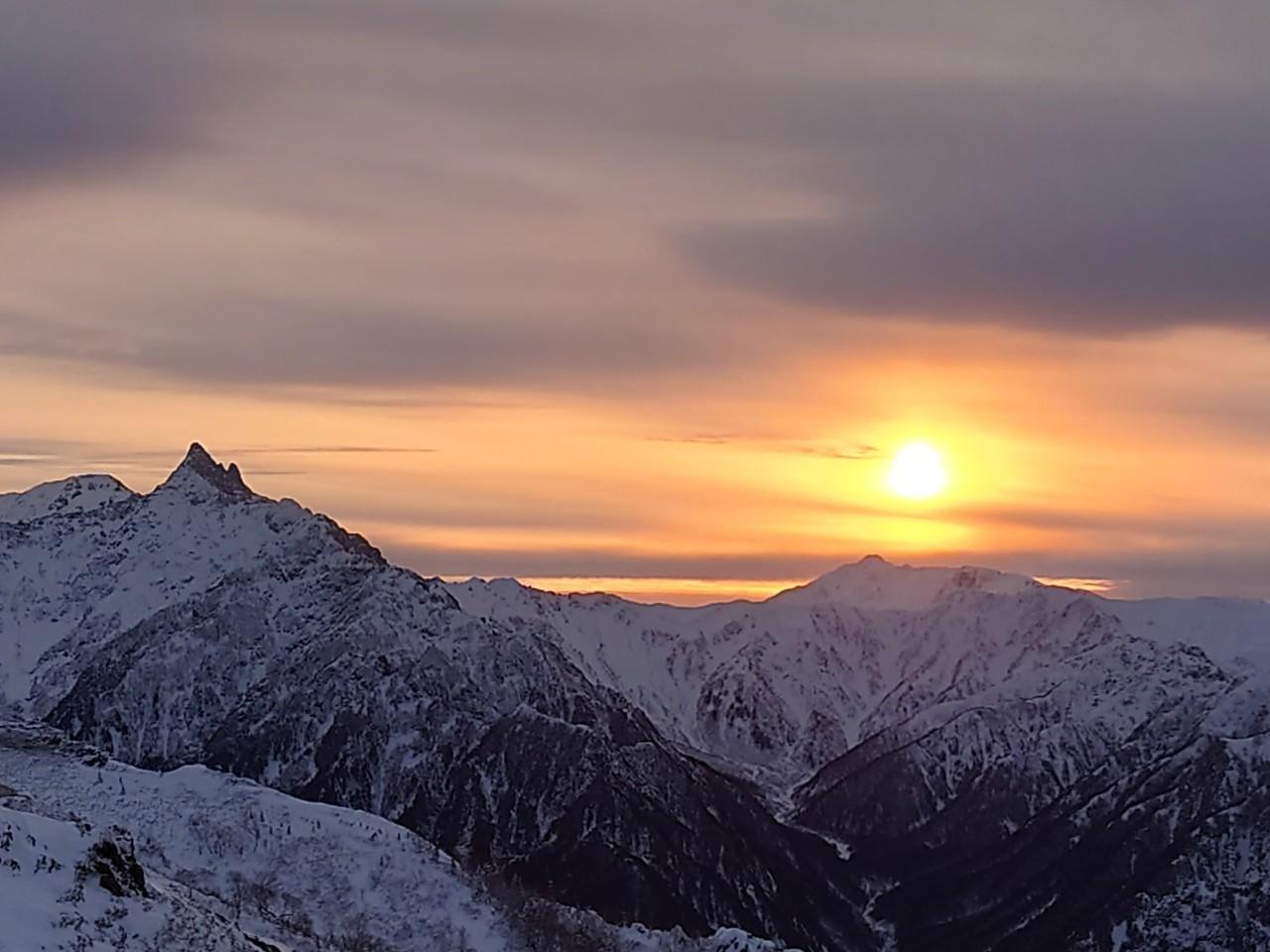 北アルプス燕岳を登る_b0133032_23124725.jpg