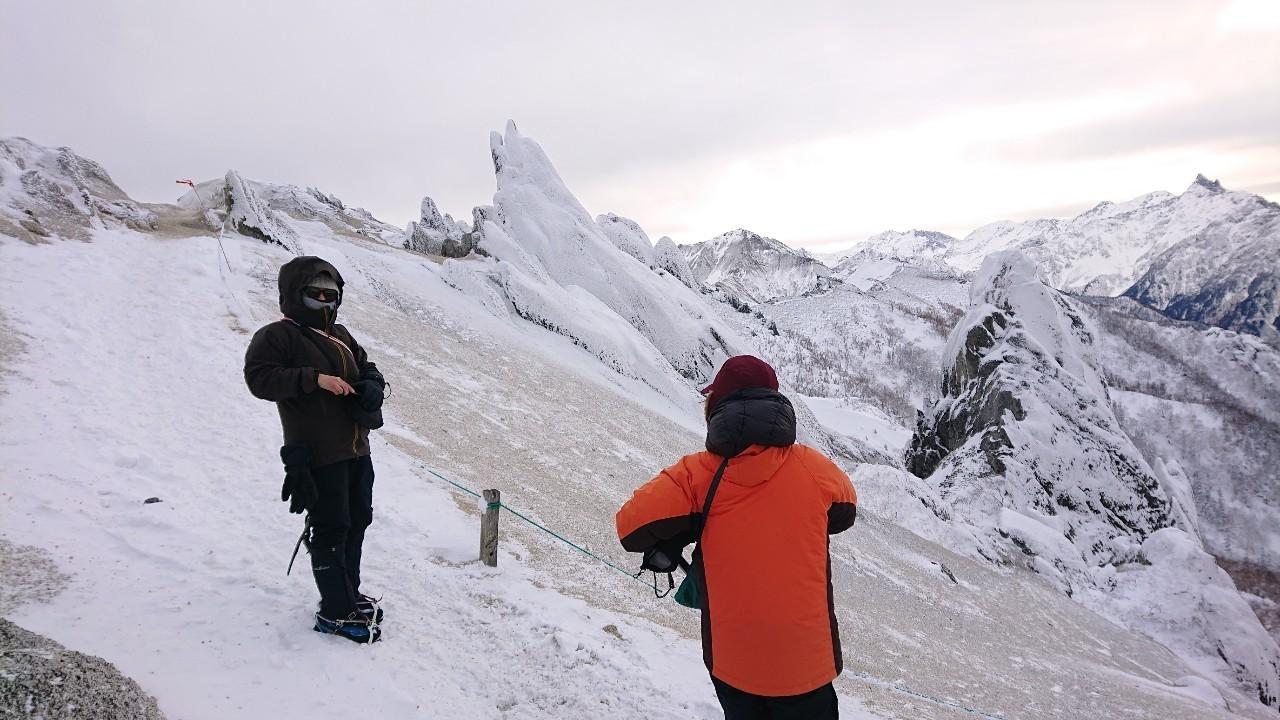 北アルプス燕岳を登る_b0133032_23135533.jpg