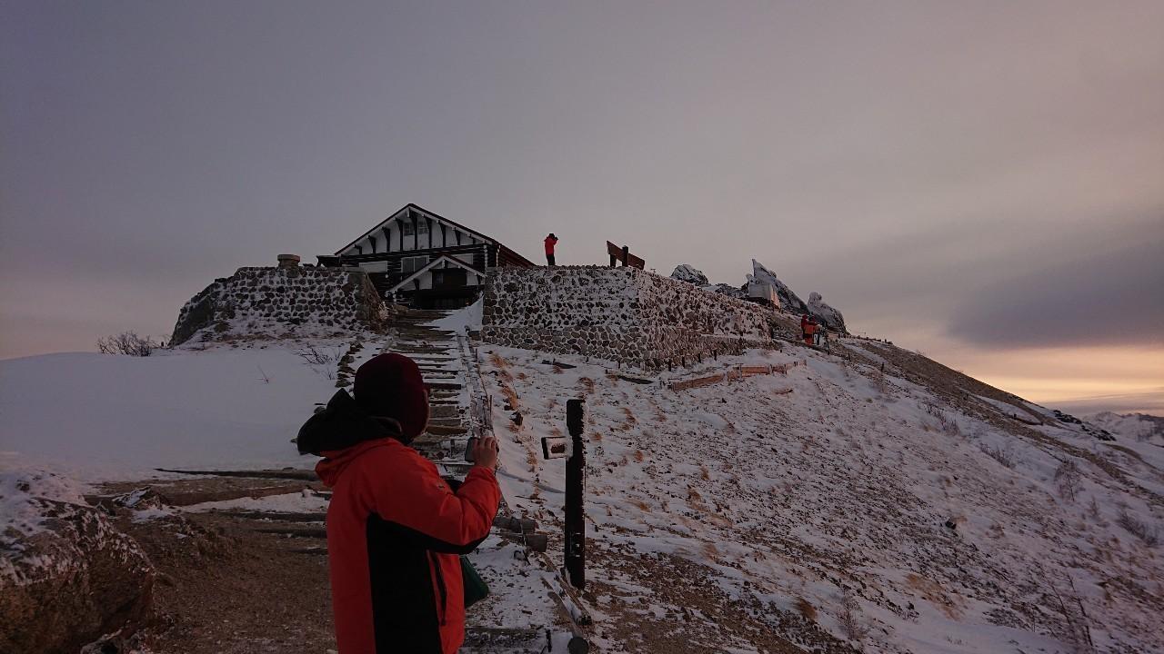 北アルプス燕岳を登る_b0133032_23142001.jpg