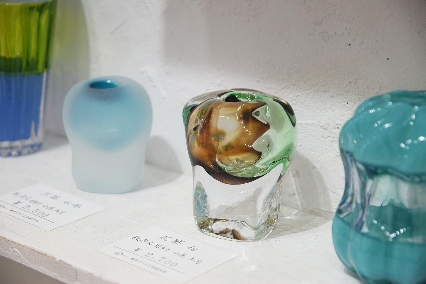 2021.3.17(水) – 3.22(月) 東京ガラス工芸研究所 学生・講師作品展 2021 @搬入〜初日_e0272050_15313219.jpg