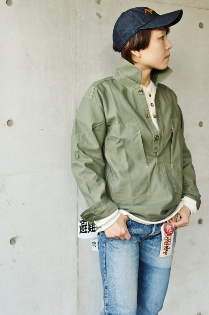 US Army Pullover Shirts  60着:限定★_d0152280_20355217.jpg