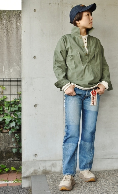 US Army Pullover Shirts  60着:限定★_d0152280_20360824.jpg