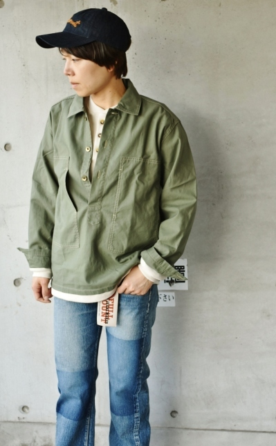 US Army Pullover Shirts  60着:限定★_d0152280_20373620.jpg