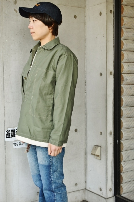 US Army Pullover Shirts  60着:限定★_d0152280_20383006.jpg