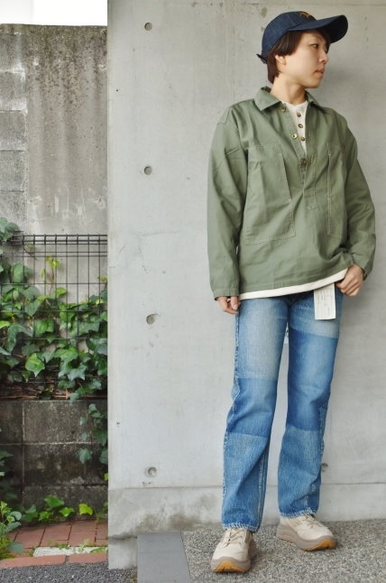 US Army Pullover Shirts  60着:限定★_d0152280_20392214.jpg