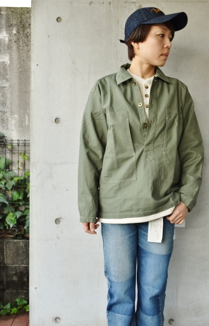 US Army Pullover Shirts  60着:限定★_d0152280_20395890.jpg