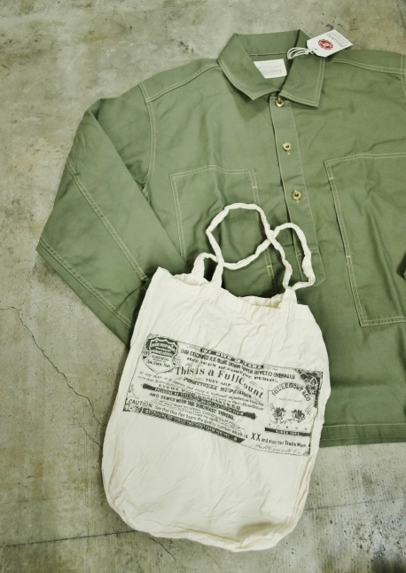 US Army Pullover Shirts  60着:限定★_d0152280_20443142.jpg
