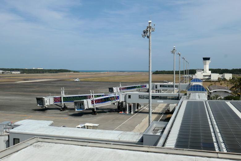 JR在来線昼間特急 最長距離列車の旅4 宮崎空港_a0388583_23240916.jpg