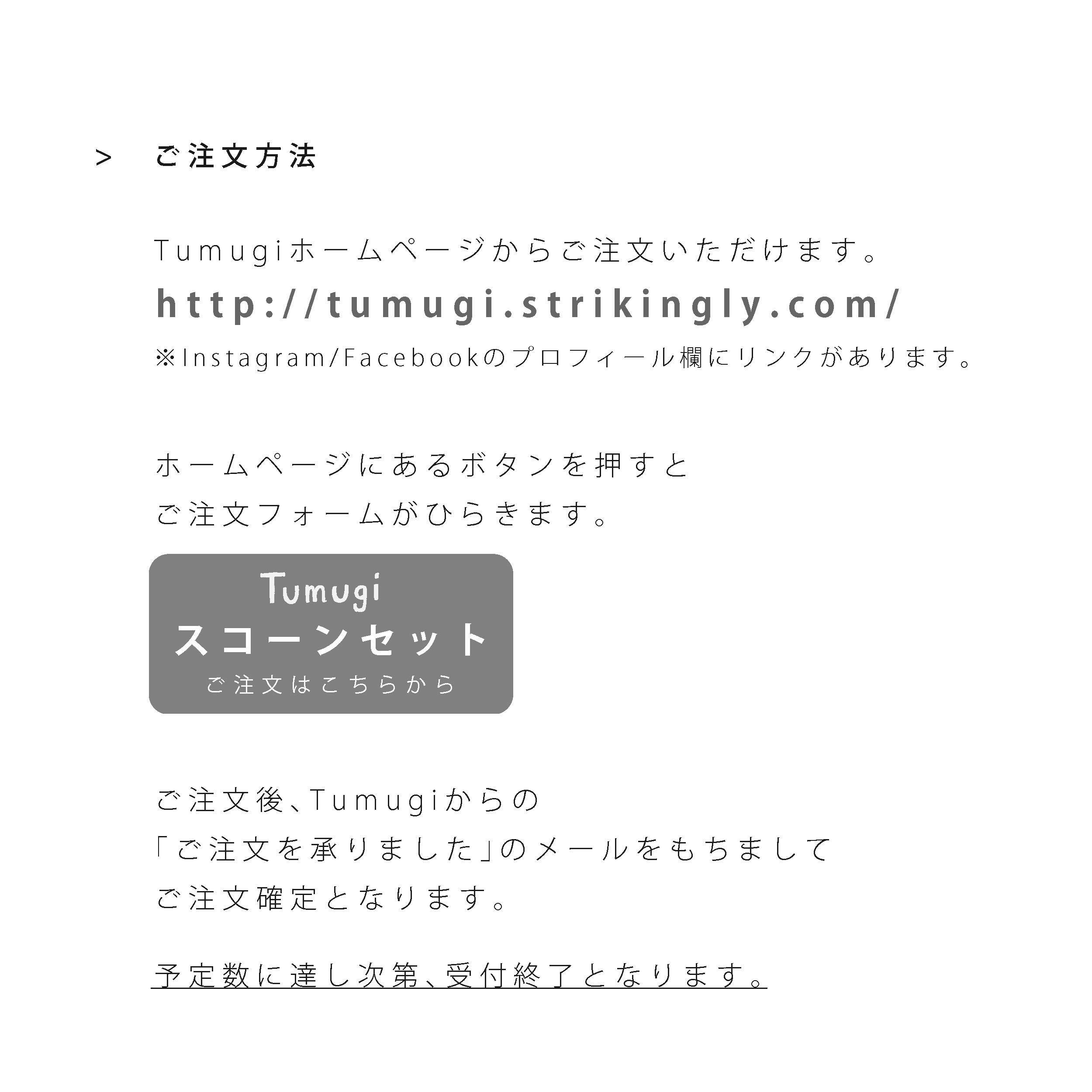 3/24発送 3月のスコーンセット_e0375286_19073690.jpg