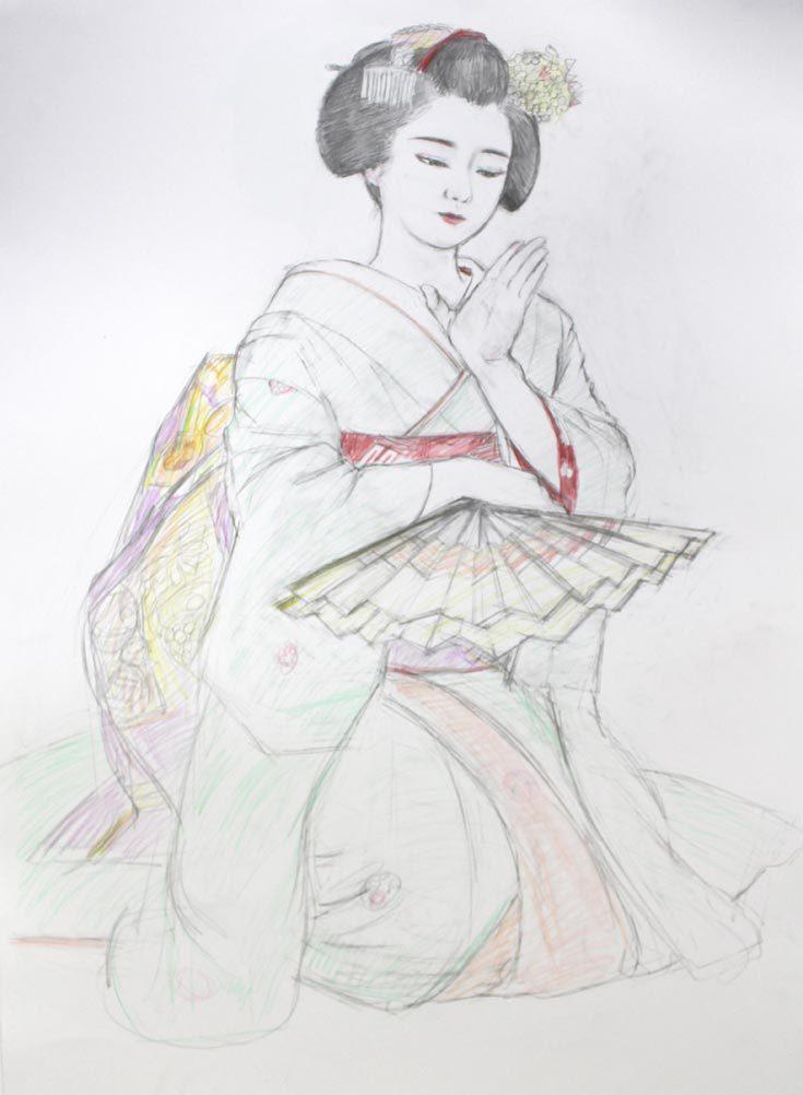 舞妓さん モデル祇園甲部佳つ笑ちゃん_b0021594_05074316.jpg