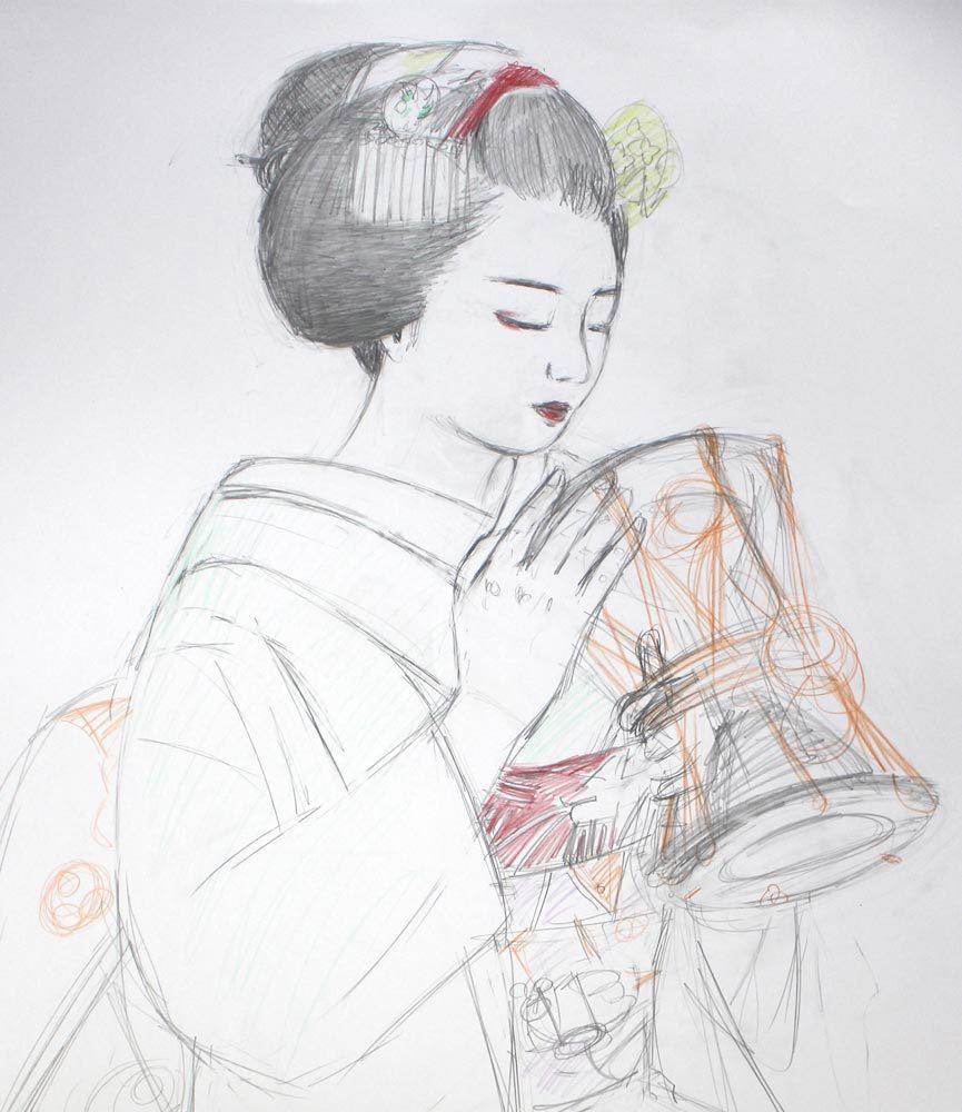 舞妓さん モデル祇園甲部佳つ笑ちゃん_b0021594_05074816.jpg