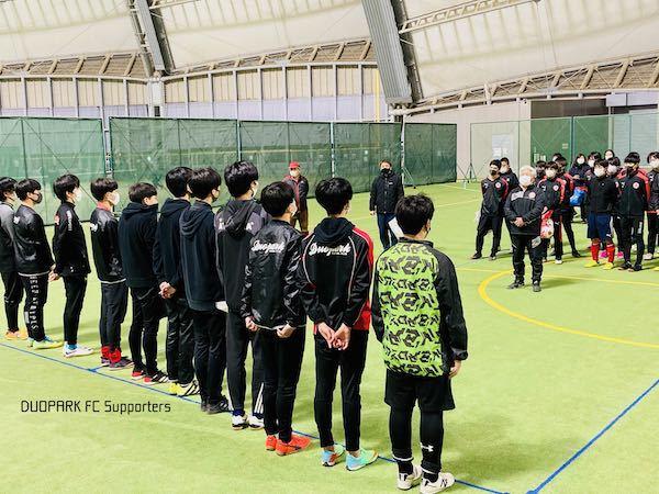 U-15メンバー卒団イベント March 14, 2021_c0365198_22064569.jpg