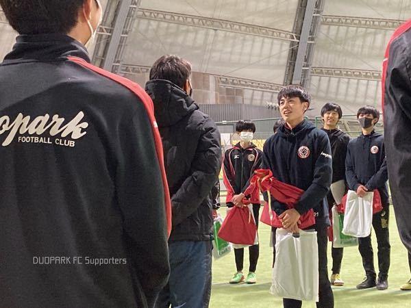 U-15メンバー卒団イベント March 14, 2021_c0365198_22073225.jpg