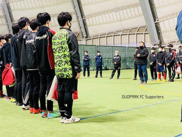 U-15メンバー卒団イベント March 14, 2021_c0365198_22073235.jpg