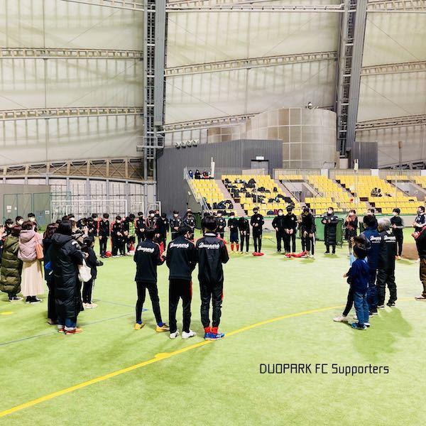 U-15メンバー卒団イベント March 14, 2021_c0365198_22073391.jpg