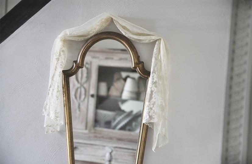 3/17-3/23 阪急うめだ本店 鏡のドレッサー ミラー 小さめドレッサー ウォールミラー フレンチアンティーク_b0179814_02515641.jpeg