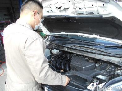 JB23Wジムニー 車検整備中です(*^^)/_c0213517_15395128.jpg