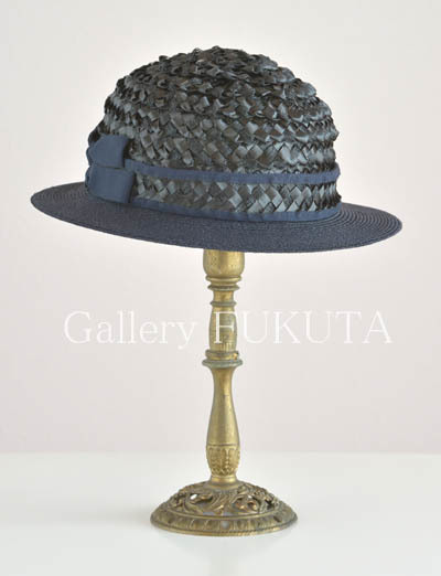 「春夏の洋服と帽子展」開催中です。_c0161127_10550121.jpg