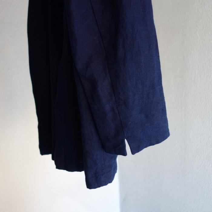 5月の製作 / anotherline shawlcollar heavylinen jkt_e0130546_13142519.jpg