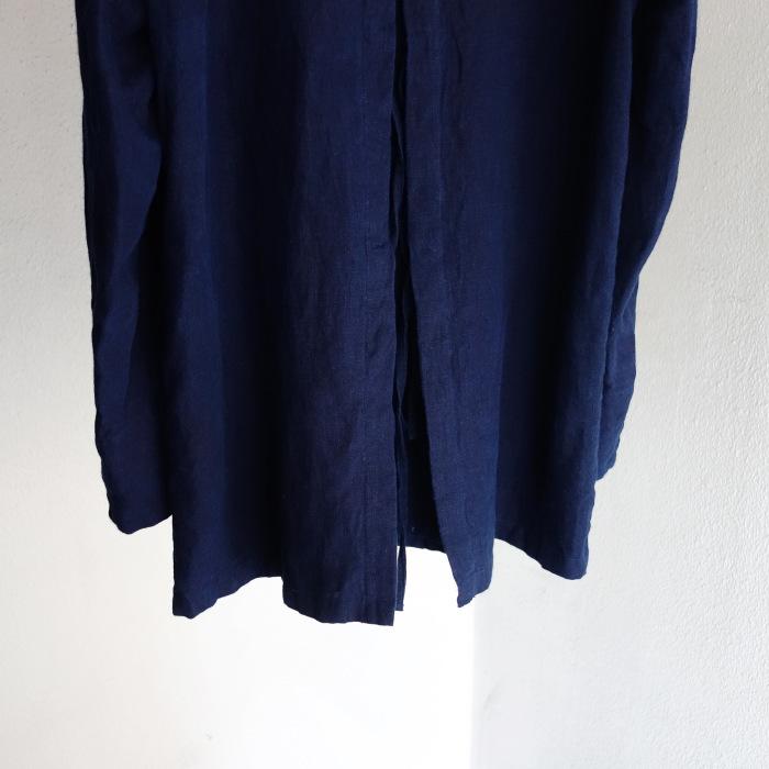 5月の製作 / anotherline shawlcollar heavylinen jkt_e0130546_13201348.jpg