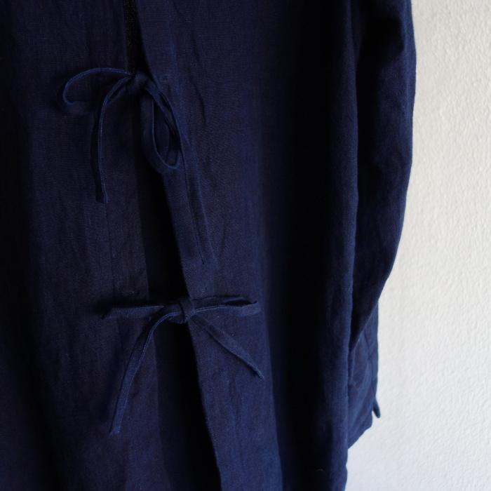 5月の製作 / anotherline shawlcollar heavylinen jkt_e0130546_13213239.jpg