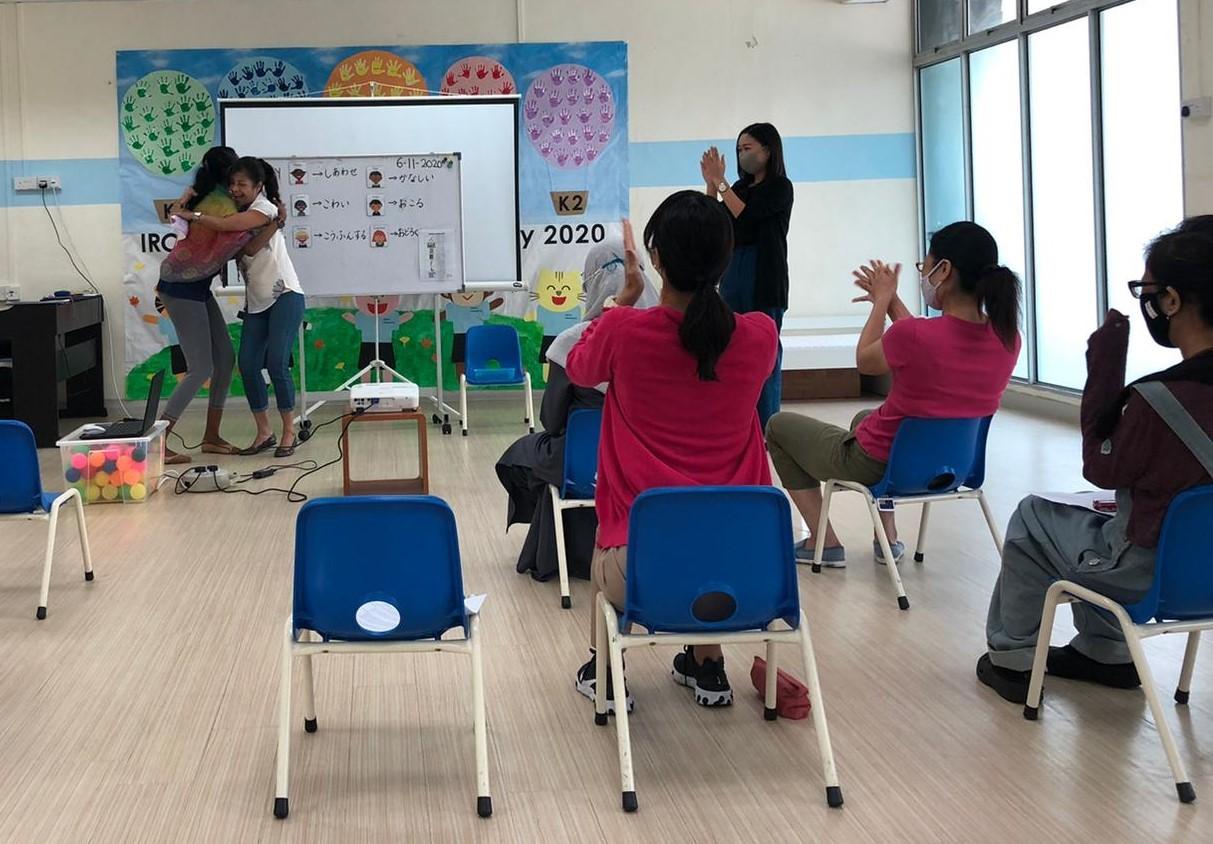いろは幼稚園の園舎内のご案内_a0318155_00411745.jpg