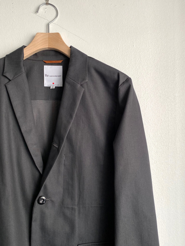 Cool Chambray Cover All Jacket_c0379477_19421531.jpg