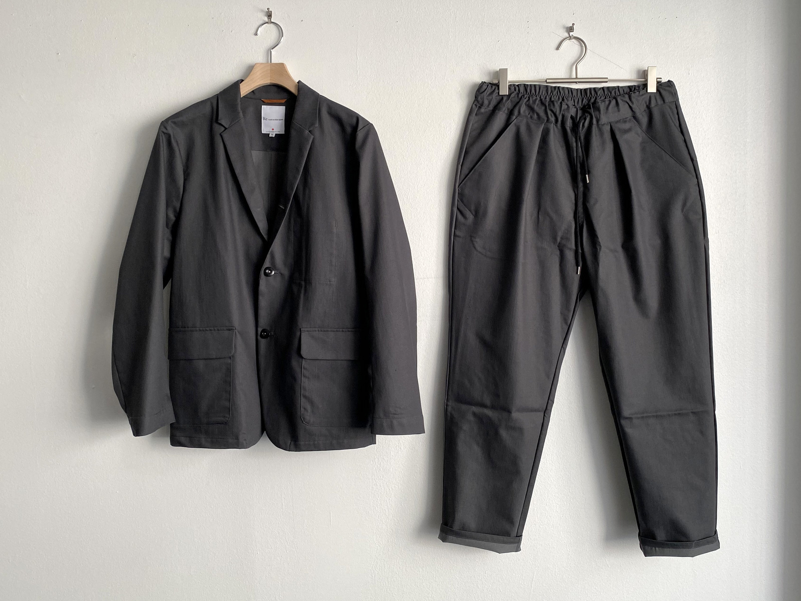 Cool Chambray Cover All Jacket_c0379477_19423562.jpg