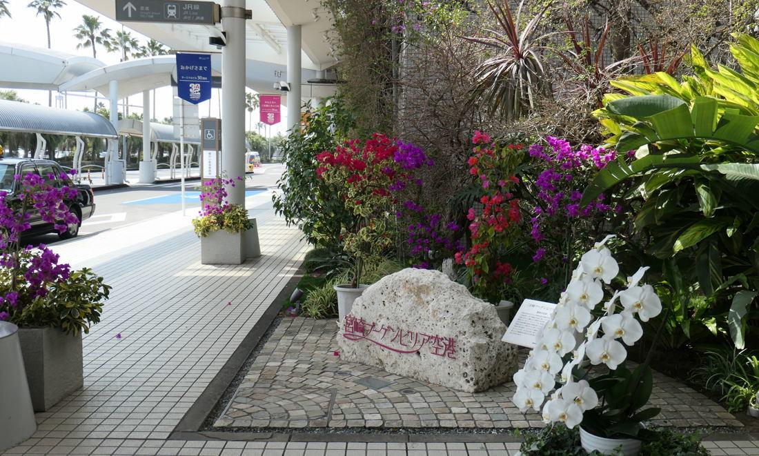 JR在来線昼間特急 最長距離列車の旅4 宮崎空港_a0388583_08315720.jpg