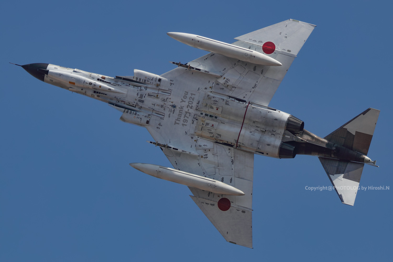 2021/3/17 Wed. JASDF Gifu Airbase - ADTW Phantom Last Flight -_b0183406_01202285.jpg