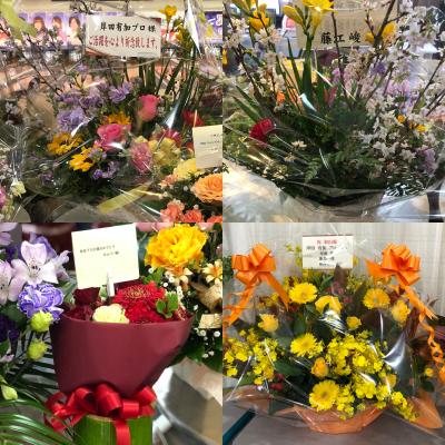 ☆ALL STAR GAME 2021☆たくさんのお花に感謝♪_d0162684_21344439.jpg