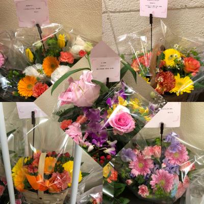 ☆ALL STAR GAME 2021☆たくさんのお花に感謝♪_d0162684_21351484.jpg
