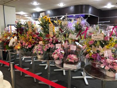 ☆ALL STAR GAME 2021☆たくさんのお花に感謝♪_d0162684_21393658.jpg