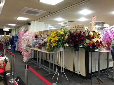 ☆ALL STAR GAME 2021☆たくさんのお花に感謝♪_d0162684_21394261.jpg
