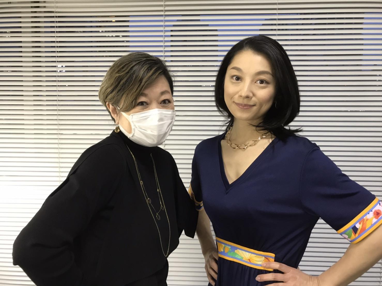 小池栄子姫とボニーとアン♪_d0339889_16014272.jpg