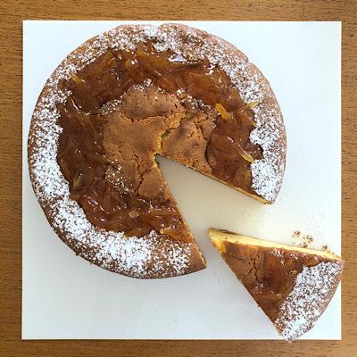 柚子のしっとりケーキ_b0102217_21095256.jpeg